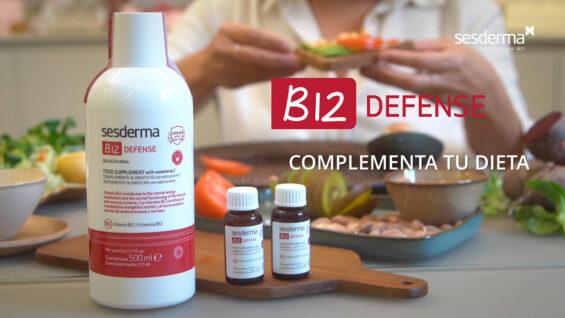 B12 Defense – Nutraceuticos