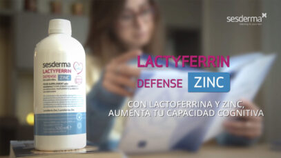 Lactyferrin Defense Zinc – Nutraceuticos